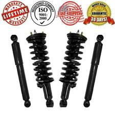 Front Complete Spring Struts and Rear Shock Absorbers for PATHFINDER 05-12