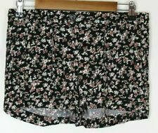 AMERICAN RAG CIE Women's Shorts Floral Pattern Size S