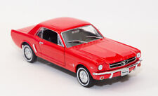 1964 1/2 Ford Mustang Red 1/24 Diecast Toy Car Model - Great Gift!!