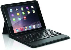 "ZAGG Messenger Folio Bluetooth Keyboard Cover For iPad Air 1/air 2 Ipad Pro 9.7"""