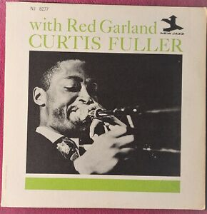 CURTIS FULLER WITH RED GARLAND. DG. NEW JAZZ 1ST PRESS.MONO. NM