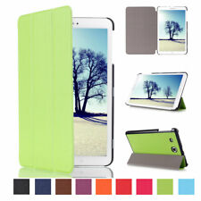 """For Samsung Galaxy Tab A 8.0"""" T350 Magnetic Leather Shockproof Case Cover US"""