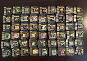 Megaman Link Battle Chip Lot -- Battle Network 6 (Rockman EXE)