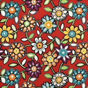 5 Yds Richloom Fabric Wilder Cabana Indoor/Outdoor  Drapery Upholstery