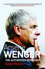Arsène Wenger: The Biography Bargain cheap fast free postage