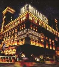 Joe Bonamassa - Live At Carnegie Hall - An Aco NEW Blu-Ray