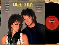 Light of Day Soundtrack Promo Vinyl LP Blackheart SZ 40654 Joan Jett Ian Hunter