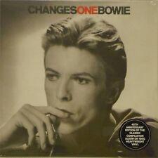 DAVID BOWIE 'CHANGES ONE' BRAND NEW SEALED RE-ISSUE LP ON 180 GRAM VINYL