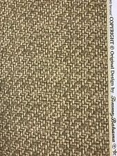 Tommy bahama Tampico Rattan tan sns outdoor print fabric by the yard