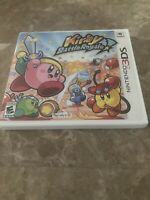 Kirby: Battle Royale (Nintendo 3DS, 2018) Complete