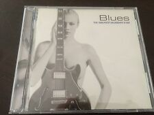 """Blues: The Greatest Moments Ever"" (CD, 14 Tracks, 2002) Buddy Guy, Eric Clapton"