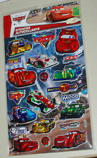 NEW Sealed stickers 'CARS' PUFFY Stickers Plus MORE!!!