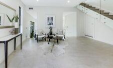 Bianco Light Grey Travertine Porcelain Tiles 900x450  First Quality
