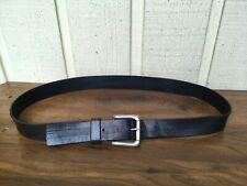 Kenneth Cole New York Men's Genuine Leather Belt Size 38/95.Dark Brown.