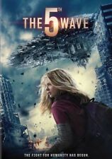 The 5th Wave DVD 2016 Chloë Grace Moretz Alien Attacks Liev Schreiber NEW