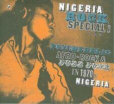 Nigeria Rock Special: Psychedelic Afro-Rock & Fuzz Funk in 1970's Nigeria, Vario