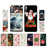 Soft TPU Silicone Case For Asus Zenfone 5z ZS620KL / 5 ZE620KL Back Cover X'mas