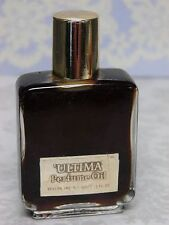Vintage ULTIMA PERFUME OIL  1 Oz  30ml AUTHENTIC REVLON -RARE Perfume