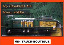 Sternquell Brauerei +++ SCANIA  HZ mit Schankwagen