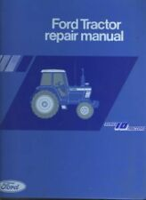 FORD TRACTOR 3610 4110 4610 5610 6610 6710 7610 7710 SERVICE WORKSHOP MANUAL