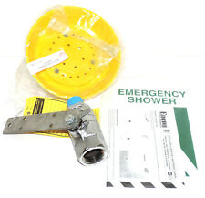 ENCON 1054003 EMERGENCY VERTICAL AND HORIZONTAL OVERHEAD PIPE MOUNT SHOWER