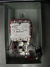 Westinghouse A200MABR 2 Pole Motor Control w/Enclosure (A200SABR) NIB