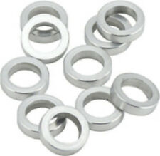 Chainring wheel spacers 3.8 mm thick set of 5 (fits middle ring)