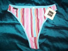 "Well Designed Thong-Style Pants By ""Change"" Size 8"