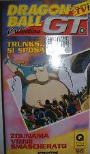 VHS - DE AGOSTINI/ DRAGON BALL GT - VOLUME 4 - EPISODI 2