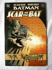 BATMAN: SCAR OF THE BAT GRAPHIC NOVEL (1996, DC) FP FN