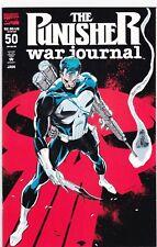 PUNISHER WAR JOURNAL #34 36 37 40 45 46 48 49 50 / MARVEL COMICS