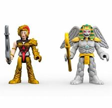 Imaginext Power Rangers Pack 2 Figura - scorpina y KING SPHINX NUEVO
