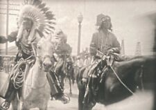 16mm HOME MOVIE Rode Day O Rodeo and Native Americans 1920s