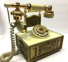 Vintage Western Electric Neoclassical French Rotary Decorator Phone Telephone