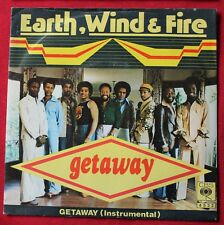 Earth Wind & Fire, getaway,  SP - 45 tours