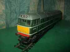 TRIANG HORNBY BR CLASS 31 GREEN BODY AND UNPOWERED BOGIE ONLY - No.1