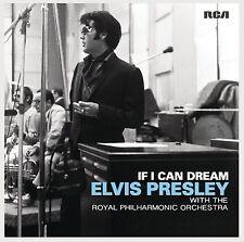 ELVIS PRESLEY IF I CAN DREAM 180 GRAM 2-LP VINYL ALBUM SET