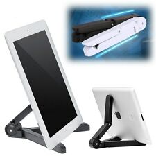 Fold up Stand Holder Bracket Mount For Apple iPad Kindle Android Tablet Portable