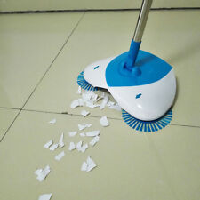 Home Spin Broom Household Hand Cleaning Broom Sweeper Floor Sweeping Push Type