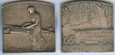 Médaille de table - SAINT ETIENNE 1916 Félix MEYRIEUX mort pour la FRANCE d=60
