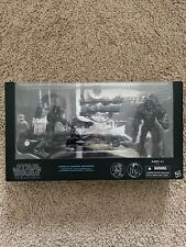 Hasbro Star Wars The Black Series Imperial Shadow Squadron Target Exclusive