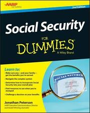 Social Security For Dummies-ExLibrary