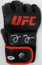 JON BONES JONES AUTHENTIC AUTOGRAPHED UFC FIGHTING GLOVE RH BECKETT 159214