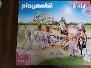 Playmobil City Life 9427 Hochzeitskutsche, OVP, Sammlungsauflösung