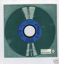 45 RPM SP PROMO GRAHAM PARKER & THE RUMOUR PROTECTION