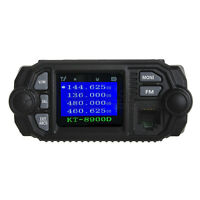 KT-8900D Dual Band VHF UHF Color Screen Quad-Standy Mobile Radio Transceiver Z44
