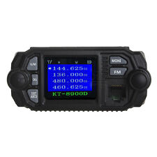QYT KT-8900D Dual Band LCD Color Display Car In-Vehicle Mobile Radio Transceiver