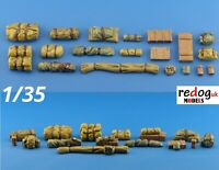 1/35 resin modelling stowage kit / diorama accessories - / 354