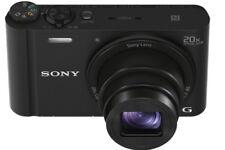 Cámara compacta Sony Dscwx350b negra