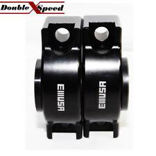 Billet Aluminum Engine Motor Torque Mount Kit for Honda Civic Del Sol VTi Black